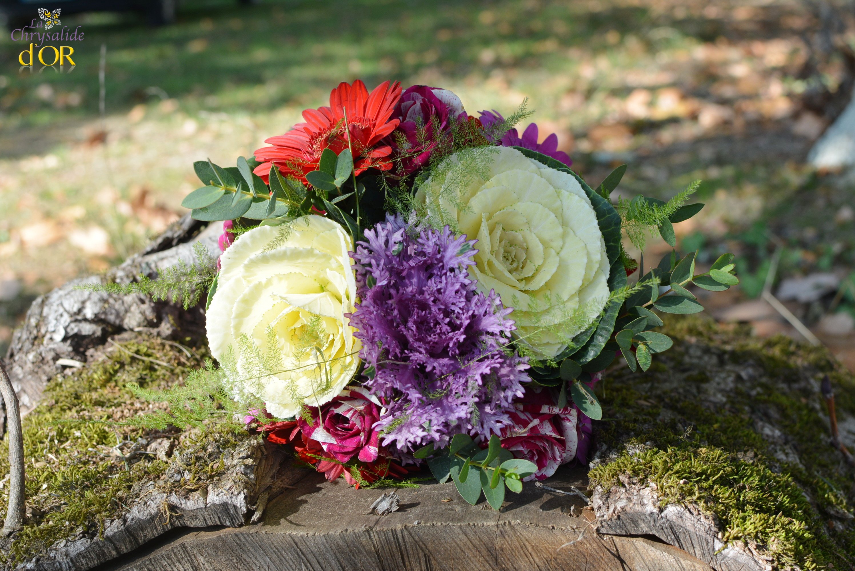 bouquet de mariée montauban | gite pompadour lubersac