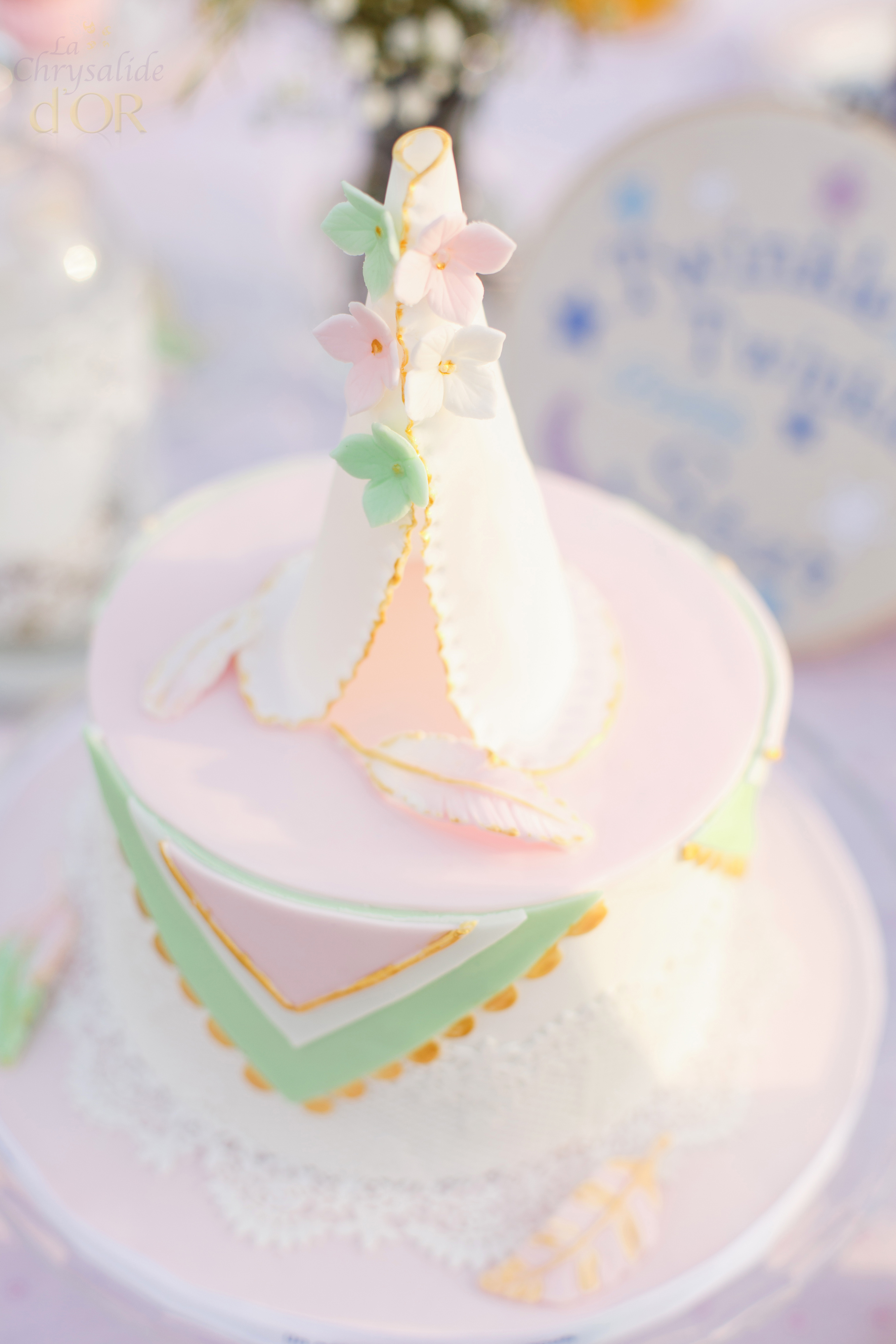 Wedding cake, cup cake baby shower toulouse Montauban Agen