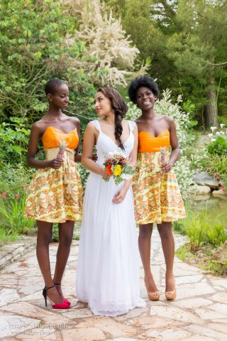 Images for Robes pour mariage tropical