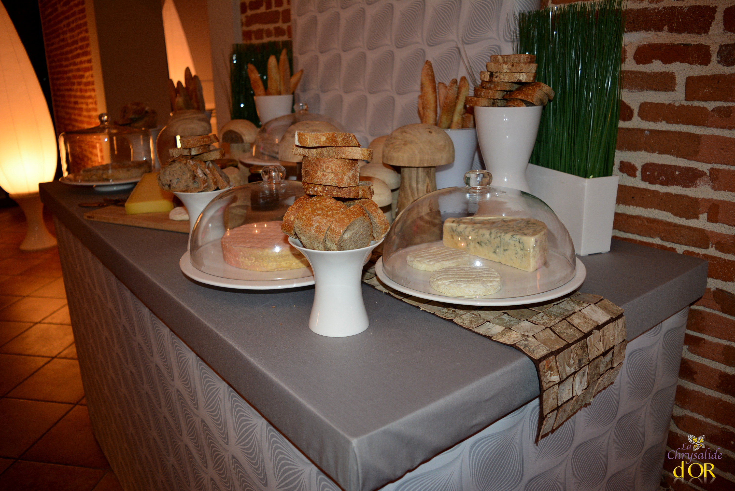 buffet de fromage by Gimm traiteur Toulouse 31